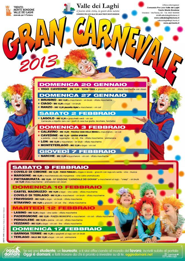 gran carnevale 2013