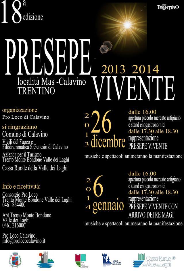 Presepe Vivente 13-14