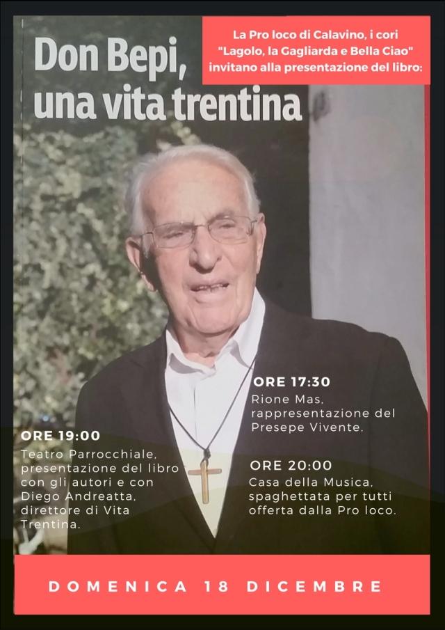 Presentazione libro don Giuseppe Grosselli
